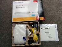 2 x Netgear DG834G wireless routers