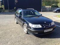 Saab estate for sale