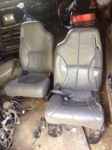 98 dodge leather seats