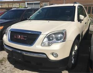 2010 GMC Acadia SLE2 Loaded and Accident Free