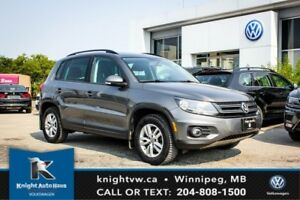 2014 Volkswagen Tiguan AWD w/ Heated Seats/Air Conditioning 0.99