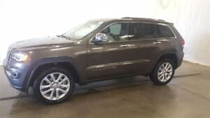 2017 Jeep Grand Cherokee Limited +Cuir, Hitch, Toit Pano+