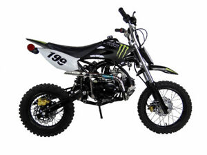 125CC DIRTBIKE!! MANUAL ON SALE NOW!!!