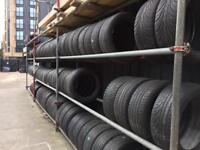 Used Top Brand 17 Inch Tyres Supplied & Fitted