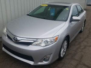 2013 Toyota Camry XLE GREAT XLE EDITION WITH TOUCHSCREEN, BAC...
