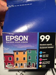 Ink Cartridges for Epson Printer #99 Ink Cartridges T099920