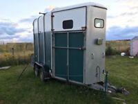Ifor Williams 510 horsebox