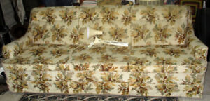 Comfy Firm Long Sofa Couch Chesterfield