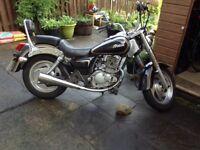 Sinnis Vista 125cc
