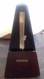 Metronome. Seth Thomas.