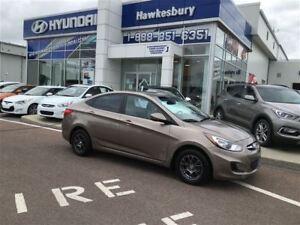 2013 Hyundai Accent GL **A/C**