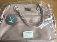 Antler Baby Pink Holdall by Avon
