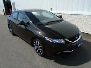 2013 Honda Civic Touring (Lease Return)