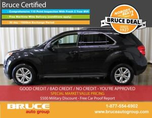 2015 Chevrolet Equinox LT 2.4L 4 CYL AUTOMATIC AWD REMOTE START,