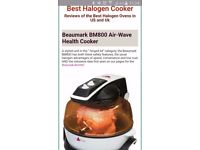 Air - wave health cooker