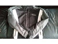 Agvsport shoulder padded jacket