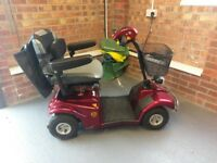 Rascal 388 Mobility Scooter, as new condition - £350ono