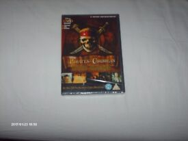PIRATES OF THE CARIBEAN DVD GAME