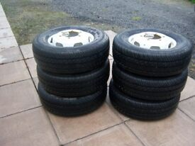 commercial tyres and wheels
