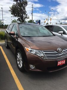 2012 venza panoramic awd leather 4 cyl