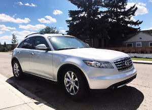 2008 Infiniti FX35 - Reduced by $4500!