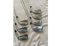 Callaway Apex Pro forged 4-PW golf irons