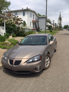 2006 Pontiac Grand Prix  Berline