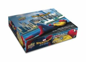 2017 Marvel Spider-man Homecoming Trading Cards Now Available