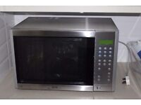 SANYO 900W Microwave convection oven and grill