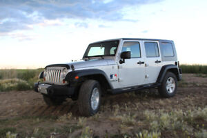 2007 Jeep Wrangler Unlimited X Convertible