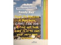 🌟🌟CARAVANS FROM JUST £8995 AT SANDY BAY HOLIDAY PARK - OPEN 12 MONTHS, 5* FACILITIES, LOW FEES🌟🌟