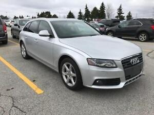 2009 AUDI A4 2.0T QUATTRO WAGON,PANORAMIC ROOF...