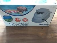 Bestway swimming pool heater.