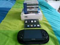 Ps vita with lots of games bargain
