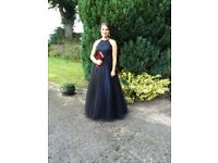 Beautiful Formal Prom Debs Ball Gown Dress