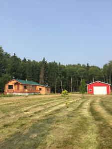 Acreage for Sale by Fort Assiniboine, AB