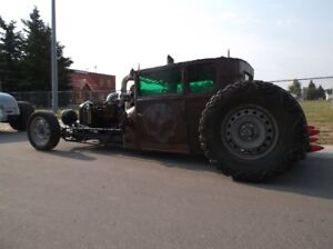 """""""D-DAY"""" DIESEL RATROD.855hp,1504lbs.DAILY DRIVER"""