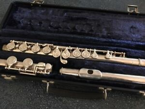 Silver Flute for sale