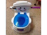 Toilet trainer/pottty