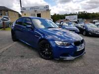 2010 59 BMW M3 4.0 V8 414 BHP DCT LIMITED EDITION 4 DOOR SALOON