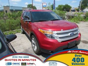 2011 Ford Explorer XLT | V6 | SUNROOF | NAV | BACKUP CAM | LEATH