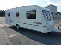 Bailey Pageant Bretange Series 5 6 Berth Touring Caravan