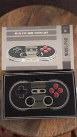 8bitdo NES30 Pro Controller (Works With Switch/iOS/Android/PC/Mac)
