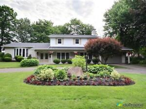 425 000$ - Maison à un étage et demi à vendre à Granby