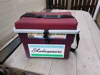 Tackle box fishing seat Shakespeare