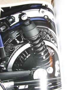 Premium Ride Hand Adjustable Touring Shocks - Low Profile