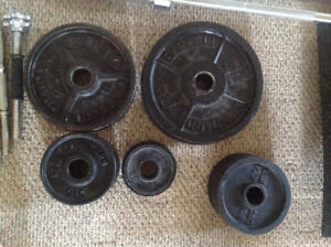 Olympic Barbell & Olympic Weights