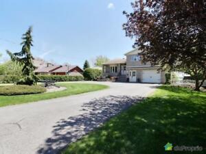 639 000$ - Maison à paliers multiples à vendre à Coteau-Du-La