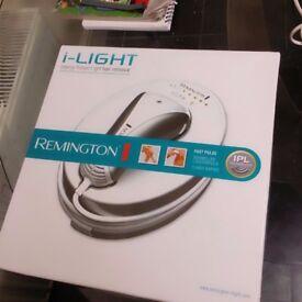 Remington i light hair removal