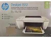 Hp deskjet 1512 all in one inkjet printer